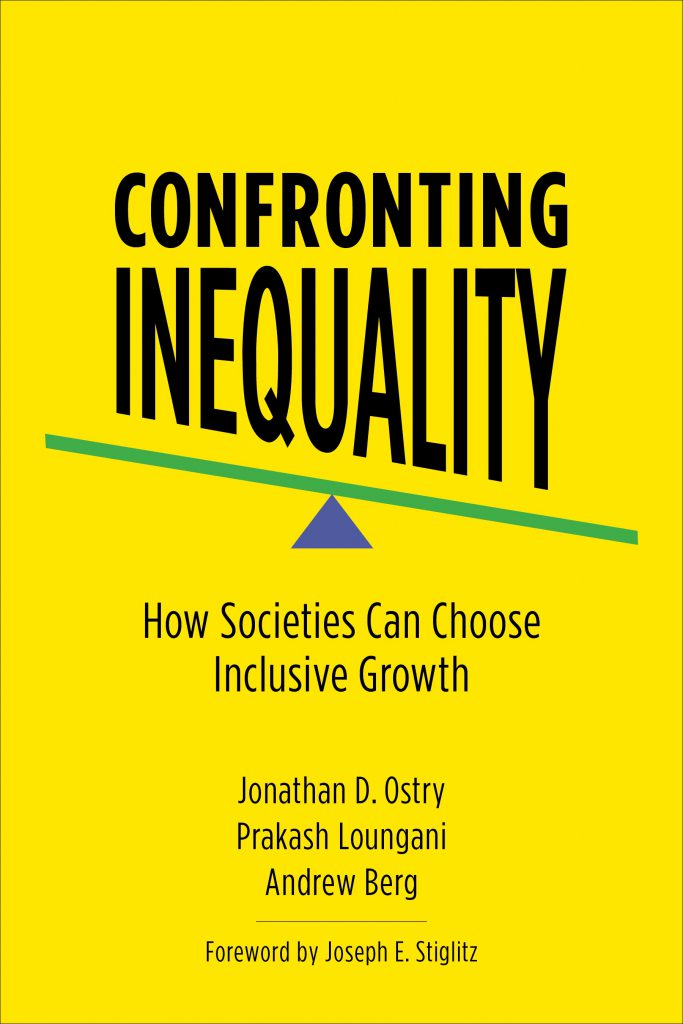 confronting inequality book