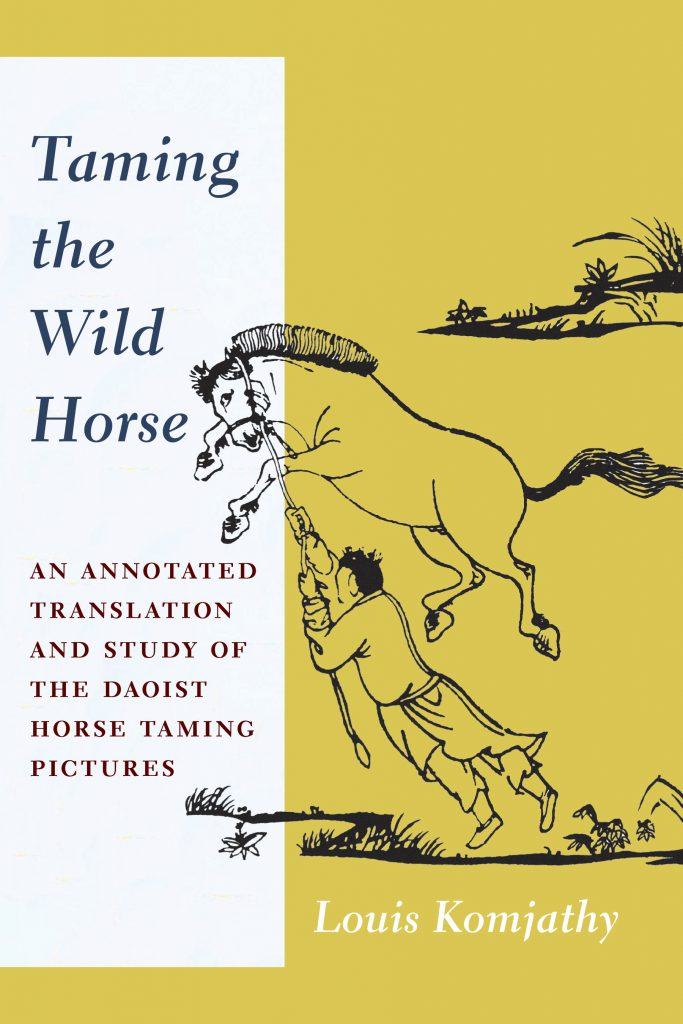 taming the wild horse book