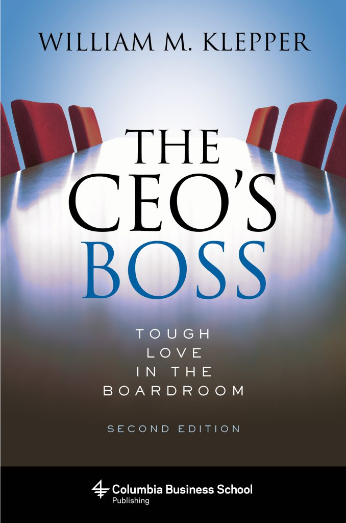 the ceo's boss book