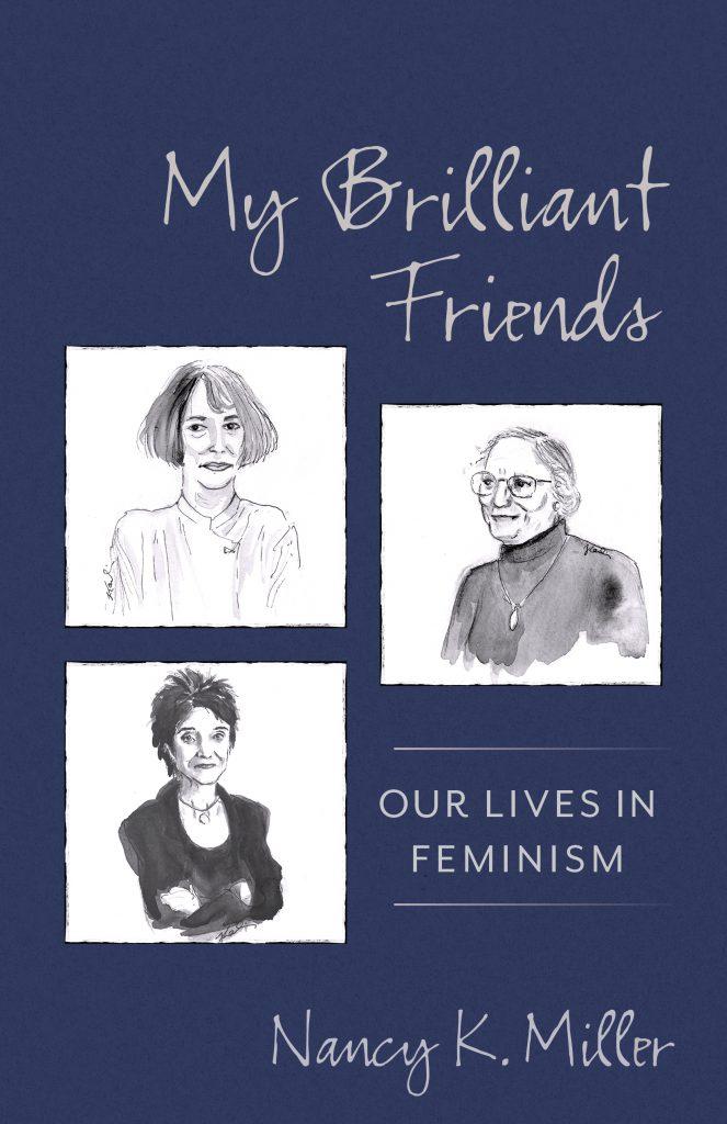 my brilliant friends book