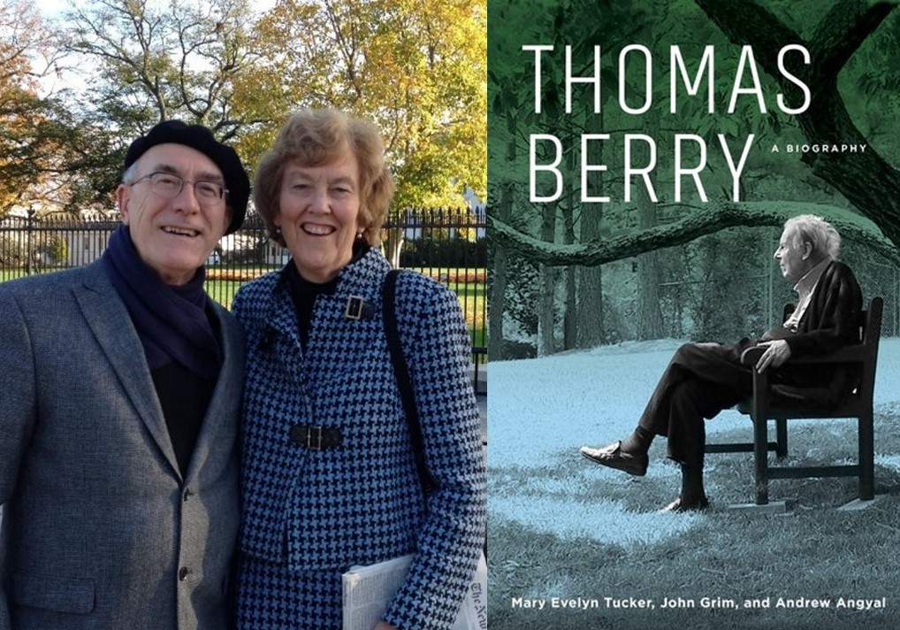 A Biography Thomas Berry
